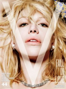 COURTNEY LOVE BY MARIO TESTINO